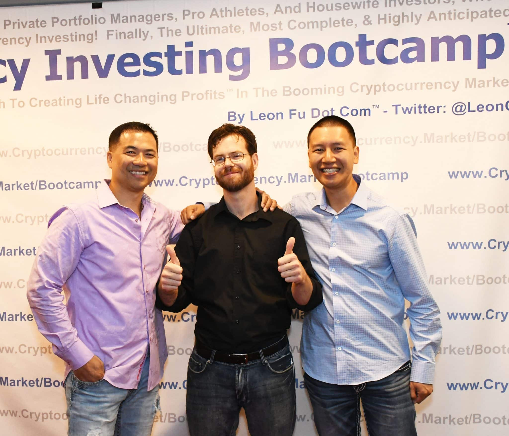 Cryptocurrency Investing Bootcamp - Tai Zen & Leon Fu Dot Com 6
