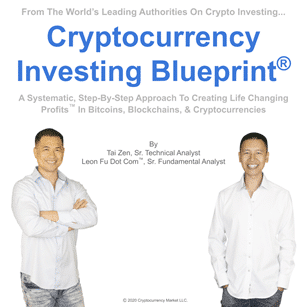 Cryptocurrency Investing Blueprint™ Course Cover